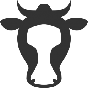 Giles Metcalfe Digital Marketing Cow Logo